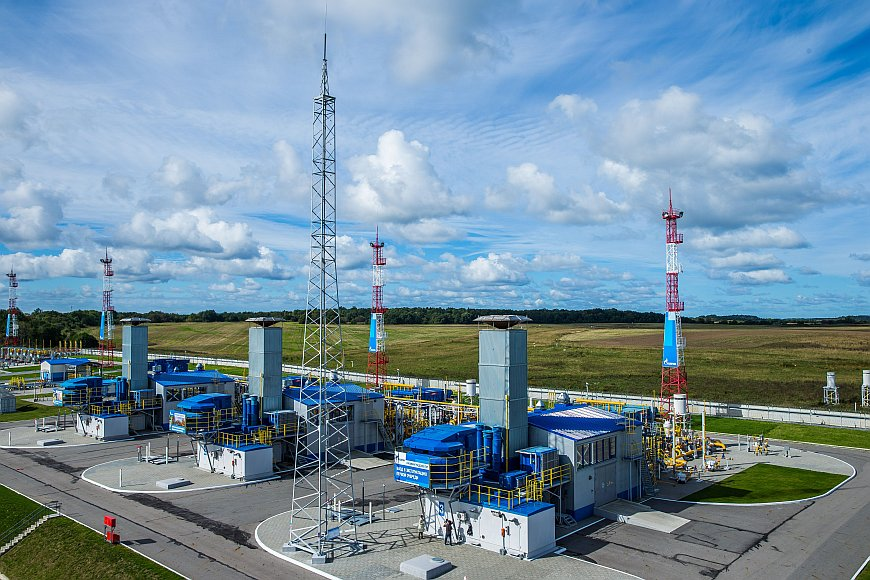 UEC Will Supply Gas Compressor Sets to Kaliningradskoye UGS Facility