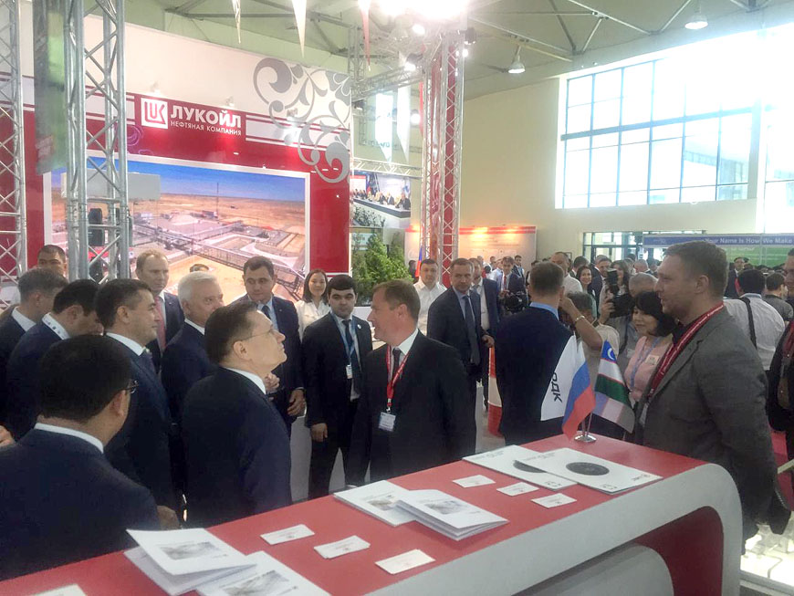 UEC Demonstrated Latest Russian Gas Turbine Solutions for Oil&Gas Sector in Uzbekistan