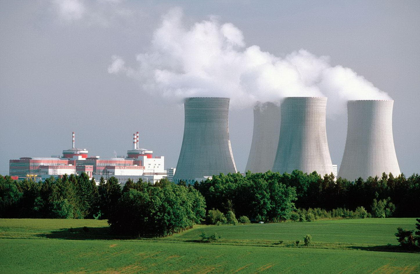 EQUIPMENT FOR NUCLEAR POWER PLANTS