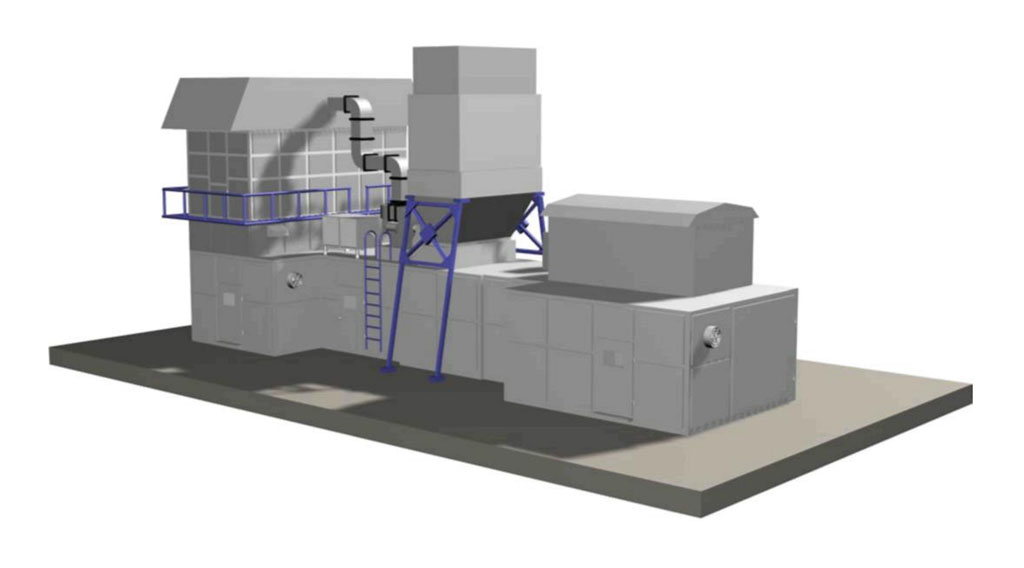 GAS TURBINE POWER GENERATING PLANTS GTA-25