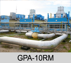 GAS COMPRESSOR EQUIPMENT GPA-10RM
