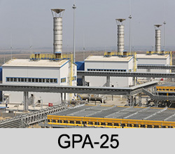 GAS COMPRESSOR EQUIPMENT GPA-25