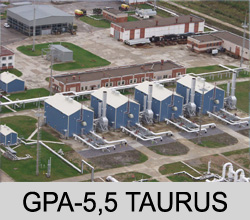 GAS COMPRESSOR EQUIPMENT GPA-5.5 TAURUS