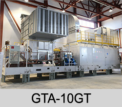 GAS TURBINE POWER GENERATING PLANTS GTA-10GT