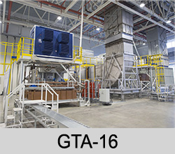 GAS TURBINE POWER GENERATING PLANTS GTA-16