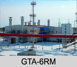 GAS TURBINE POWER GENERATING PLANTS GTA-6RM