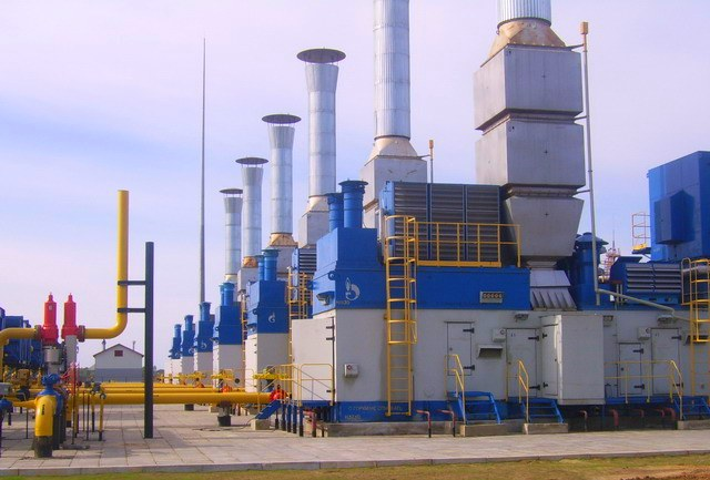 Gas compressor equipment GPA-4RM Kasimov